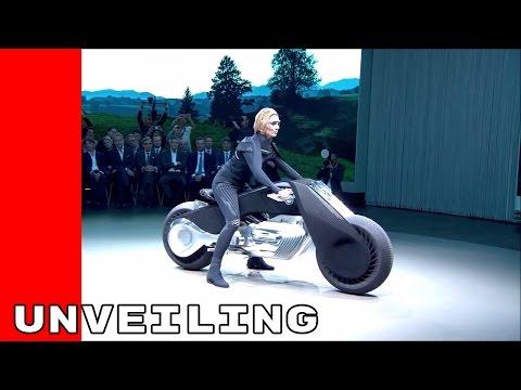 Highlights of the BMW Motorrad Unveiling Presentation