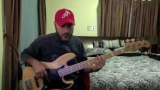 21st Century Blues - Toto XIV (Bass Cover) Sadowsky UV70 Single Coils