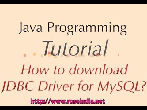 driver wjdbc download mysql