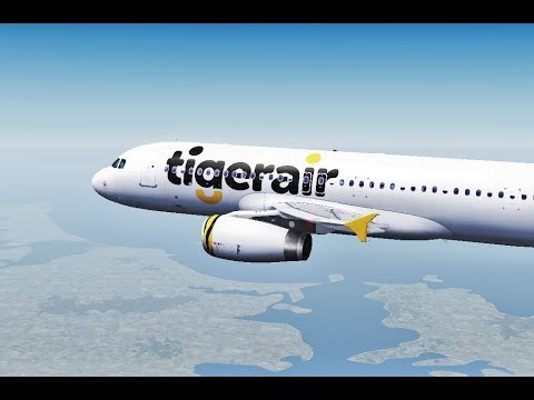 [FS9] Tigerair 672 | Sydney To Coffs Harbour | A320