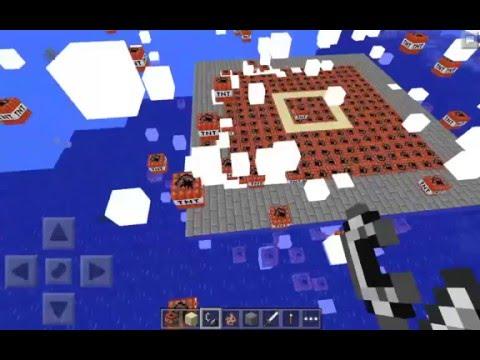 Como hacer un remolino en minecraft