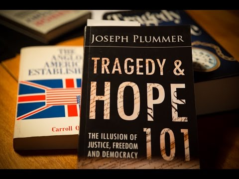 Tragedy and Hope 101 interview with author Joe Plummer