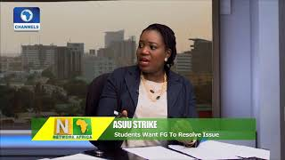 ASUU Strike: Students Want FG To Resolve Issue