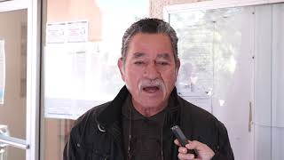 Denuncia del maestro Josué Torres del Departamento de Economía de la Universidad de Sonora