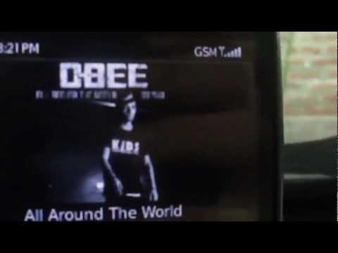 Blackberry Music All Around The World Remix KiDS O-Bee Mp3