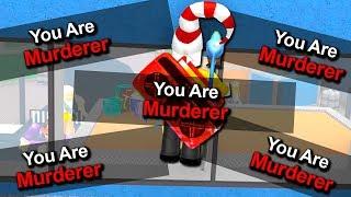 LUCKIEST MURDER MYSTERY 2 EVER!!!