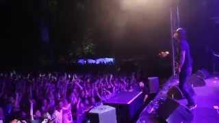 Fête à Kid Noize - 18/07/15 aux Francofolies de Spa