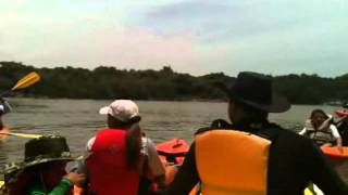 Kayaking with Portal Taxi Sun and Tours