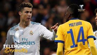 Por esto Cristiano Ronaldo es el animal de la Champions | UEFA Champions League | Telemundo Deportes