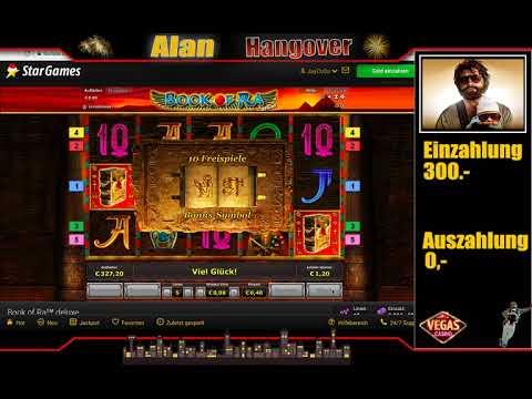 30 Freispiele Book of Ra - Stargames Echtgeld Online Casino Jackpot
