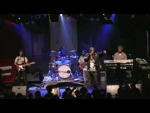 Eek A Mouse - Sensee Party [Live in Dortmund, Germany 2/27/2010]