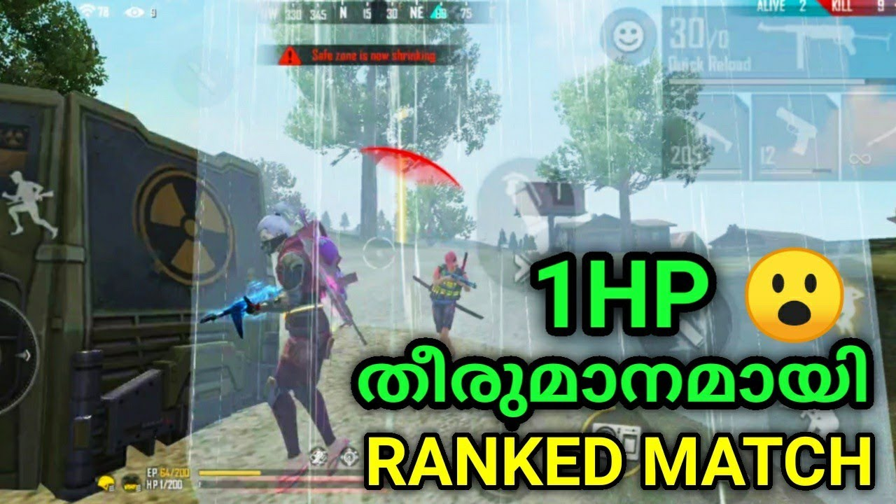 FREE FIRE അവസാനം ടമാർ പട 😣 SOLO RANKED MATCH TRICKS AND TIPS GAMEPLAY MALAYALAM GARENA FREE FIRE