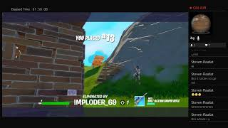 Trying to Get another solo win