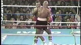 Marvin Hagler vs Juan Domingo Roldan (Full Fight.)