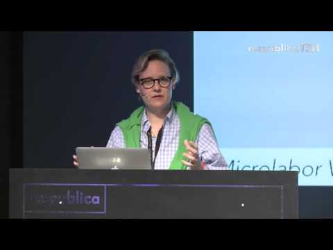 re:publica 2016 – Sarah T. Roberts: Behind the Screen on YouTube
