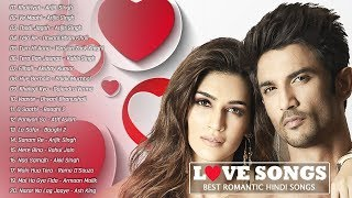 New Hindi Songs 2020 | Romantic Bollywood Love Songs 2020 | Arijit Singh Atif Aslam Neha Kakkar