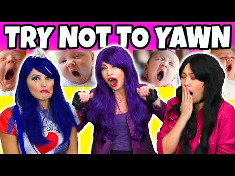 Try Not To Yawn. Can You Watch This Without Yawning? Totally TV.