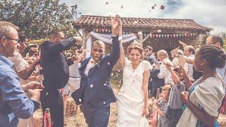 Emmanuelle  & Emmanuel - Mariage champêtre en Vendée - Août 2019