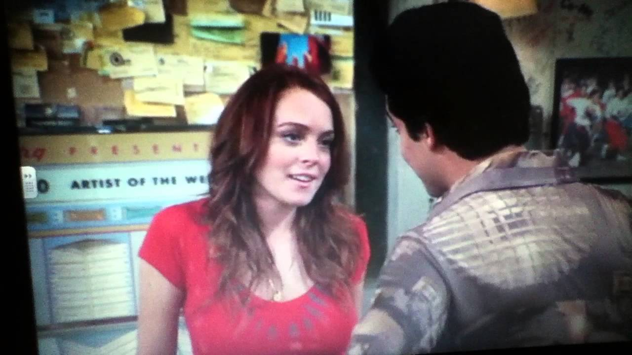 Lindsay Lohan On That's 70s Show Clip 3#