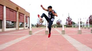 vuclip Lucas Morales - Pro Football Freestyler | My Classic Tricks
