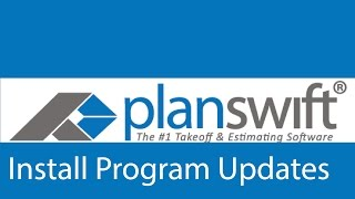 How to install Program Updates