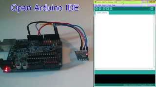 Arduino ESP8266 WiFi Module AT-CommandTest