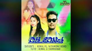 Rimal Daimary & Nitamoni new bodo song