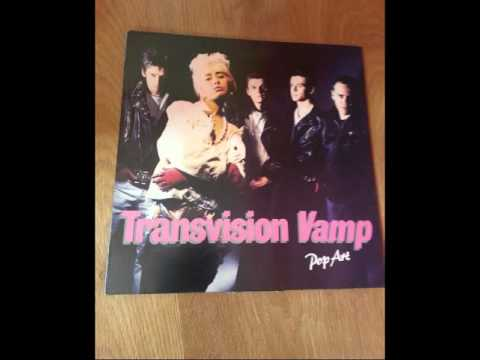 Transvision Vamp - Andy Warhol is Dead