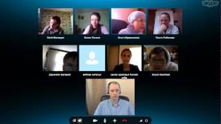 Помощь зависимым: презентации проектов участников дистанционного обучения (11.04.2014)