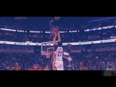 Anthony Davis - Basketball court ᴴᴰ