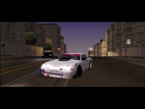หนังสั่น Drift story ตอน โจรขโมยรถ | Gta san | MTA Dorami [TH]