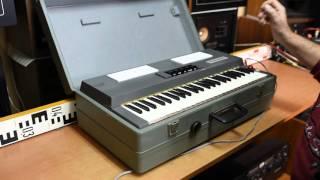 Harmona 24/57 - Harmonium Electric Organ Klingenthal - Akkordeon Accordion Piano अकॉर्डियन