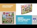 default - LEGO Disney Princess 41067 Belle's Enchanted Castle Building Kit (374 Piece)