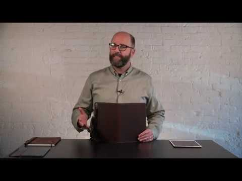 Oxford Leather IPad Pro 10.5 Case Review | Pad & Quill