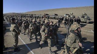 На границе! Миротворцы в шоке, Азербайджанский спецназ! Прямо в Кальджабаре – Зогрябан в истерике!