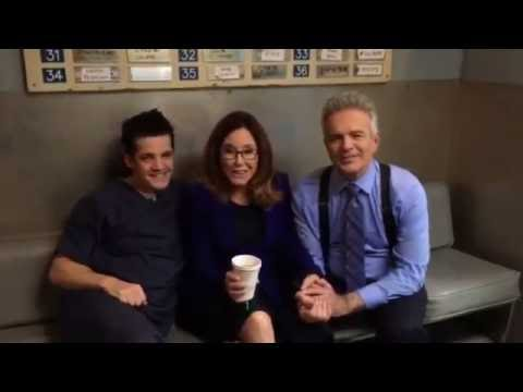 Mary McDonnell & Tony Denison  In Love