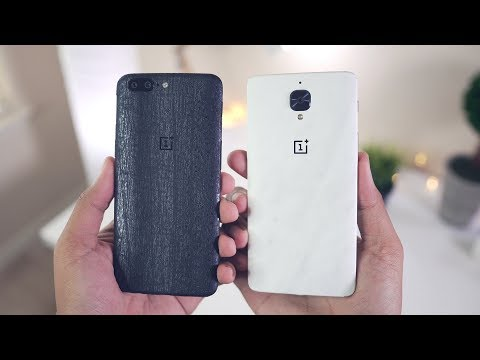 OnePlus 5 vs OnePlus 3T: Two sides of the same coin?