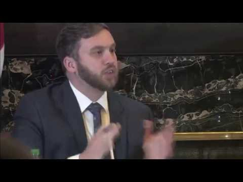 "Rockwell ""Rocky"" Seay/Chandler Swope Debate - WV State Senate District Six"