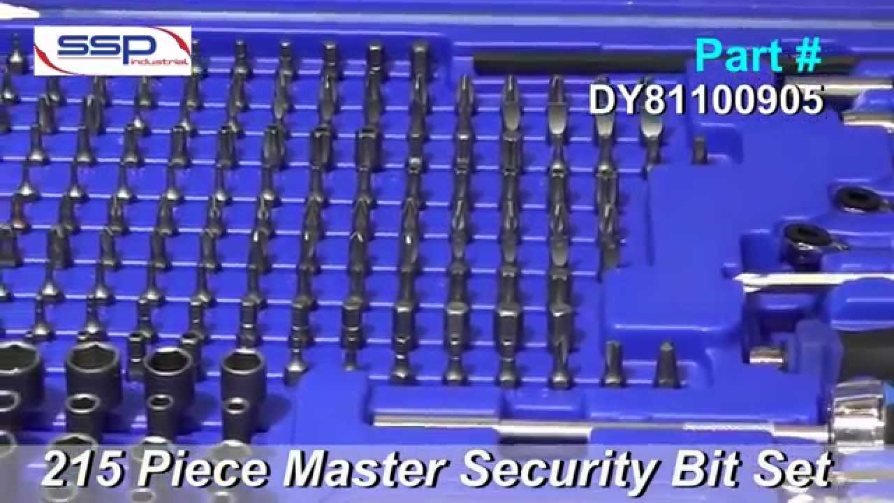 Long Security Bit Set Harbor Freight Www Topsimages Com