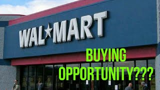 Walmart Stock : Buy the Dip?