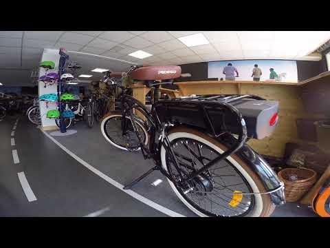 Vélo électrique: Différence