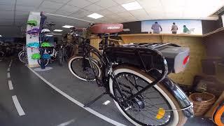 Vélo électrique: Différence entre un moteur central et un moteur dans la roue