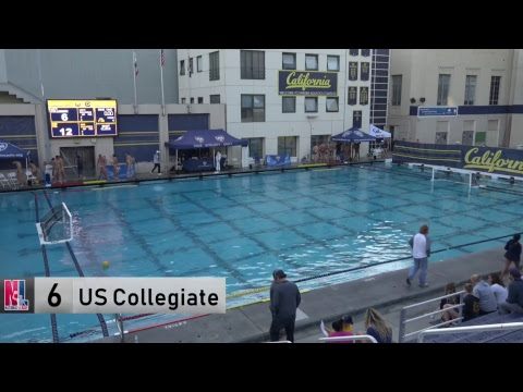 CALIFORNIA vs USA COLLEGIATE | 2018 National League