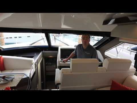 Carver Yachts C52 Coupe Walk-through