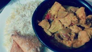 دجاج علي الطريقة الهندية - وصفة سهلة وسريعة