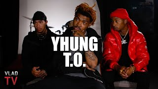 Yhung T.O. Explains Why He Fell Out with Lul G, No Comment on His Murder Case (Part 3)