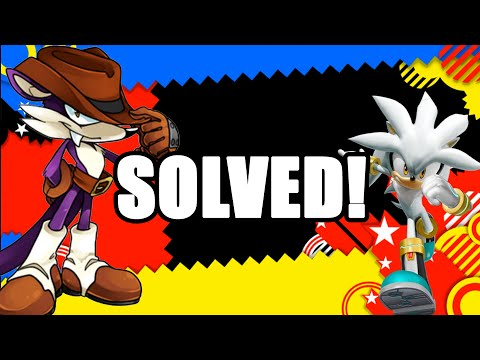 Sonic Theory Rebuttal: Silver's ancestry SOLVED! (Sort of...).