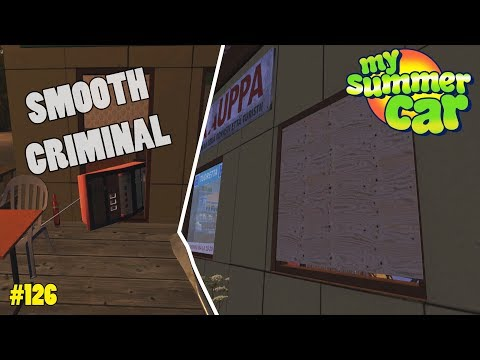 Stealing From Teimo - Working Endlessly | My Summer Car Experimental Update