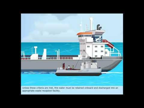 MARPOL Annexes (3-D Animation)