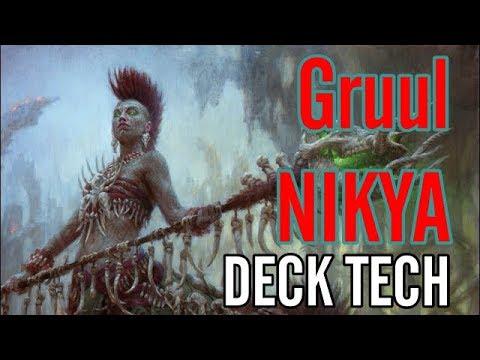 Mtg Budget Deck Tech: $40 Gruul Nikya in Ravnica Allegiance Standard!